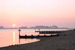 Spring Dawn, Wells next the Sea