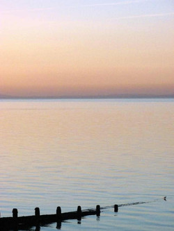 Dawn, River Thames