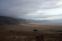 Crater Rim, Ngorongoro Crater NP
