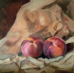 Picnic Peaches