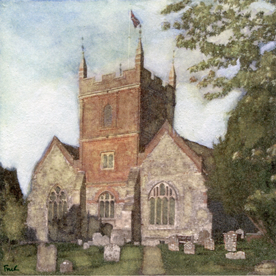 Odiham Church