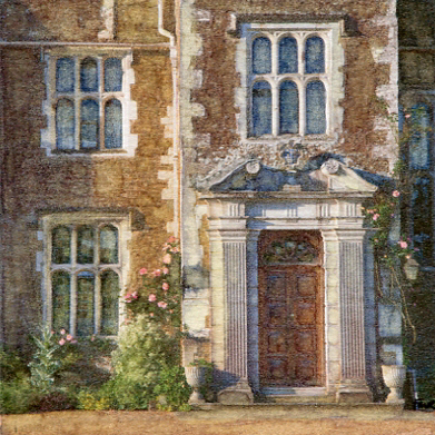 The Grand Door, Loseley Park
