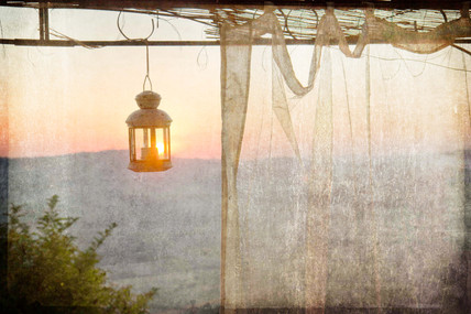 Morning in Montecatini