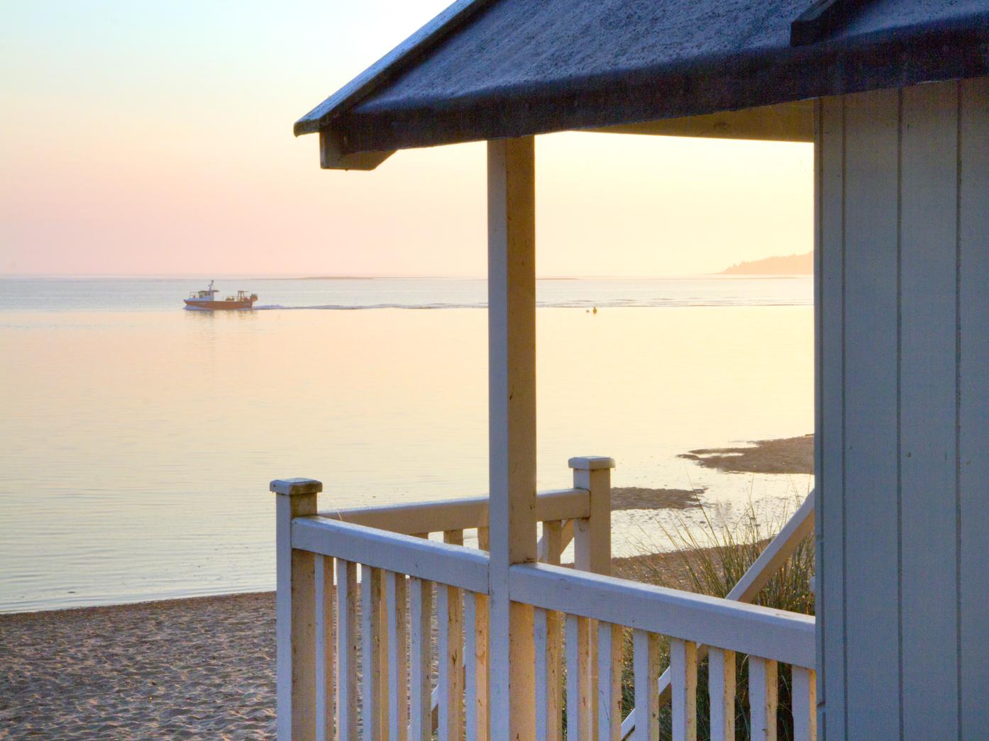 Dawn Fishing Boat