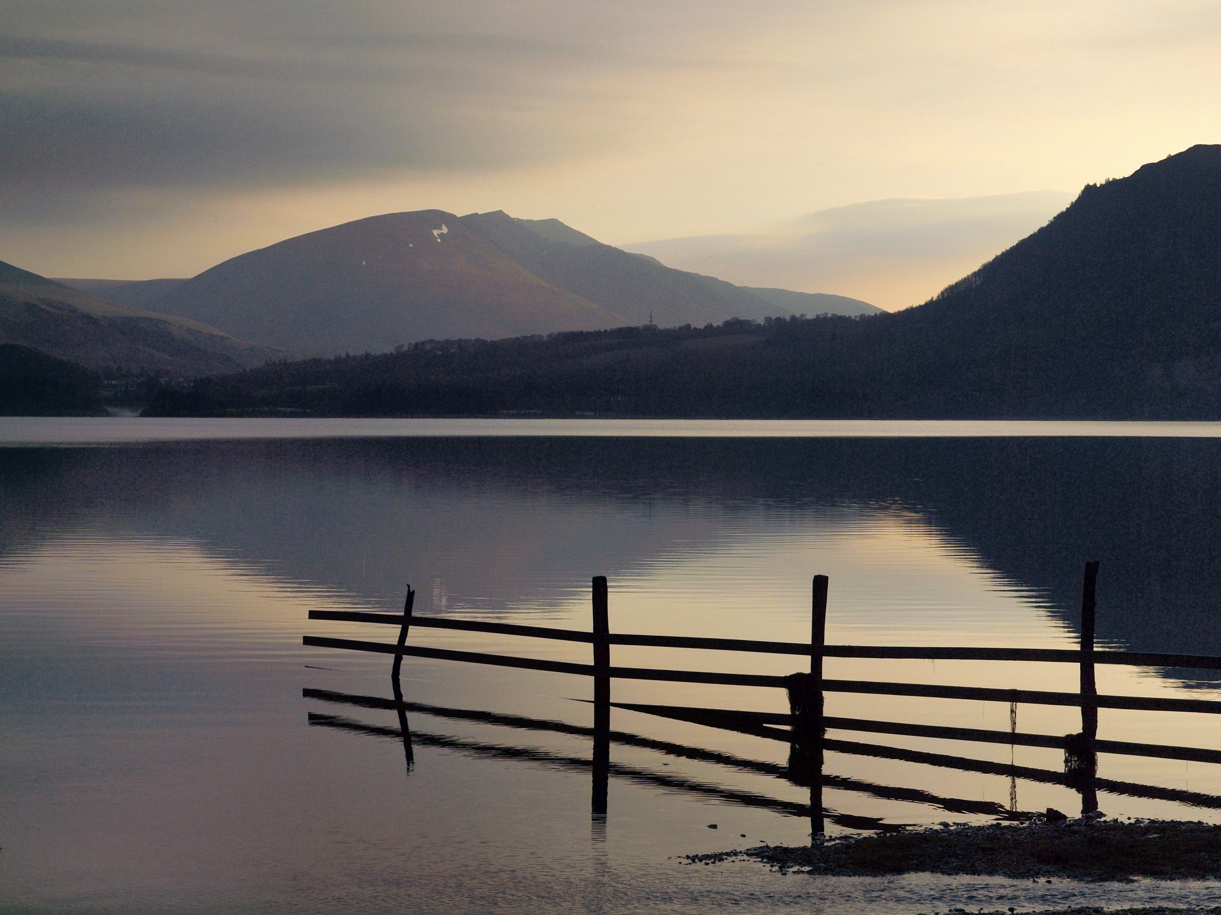 A Soft Morning, Derwentwater