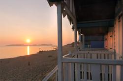 Sunrise, Wells next the Sea