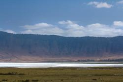 Salt Lake, Ngorongoro Crater NP