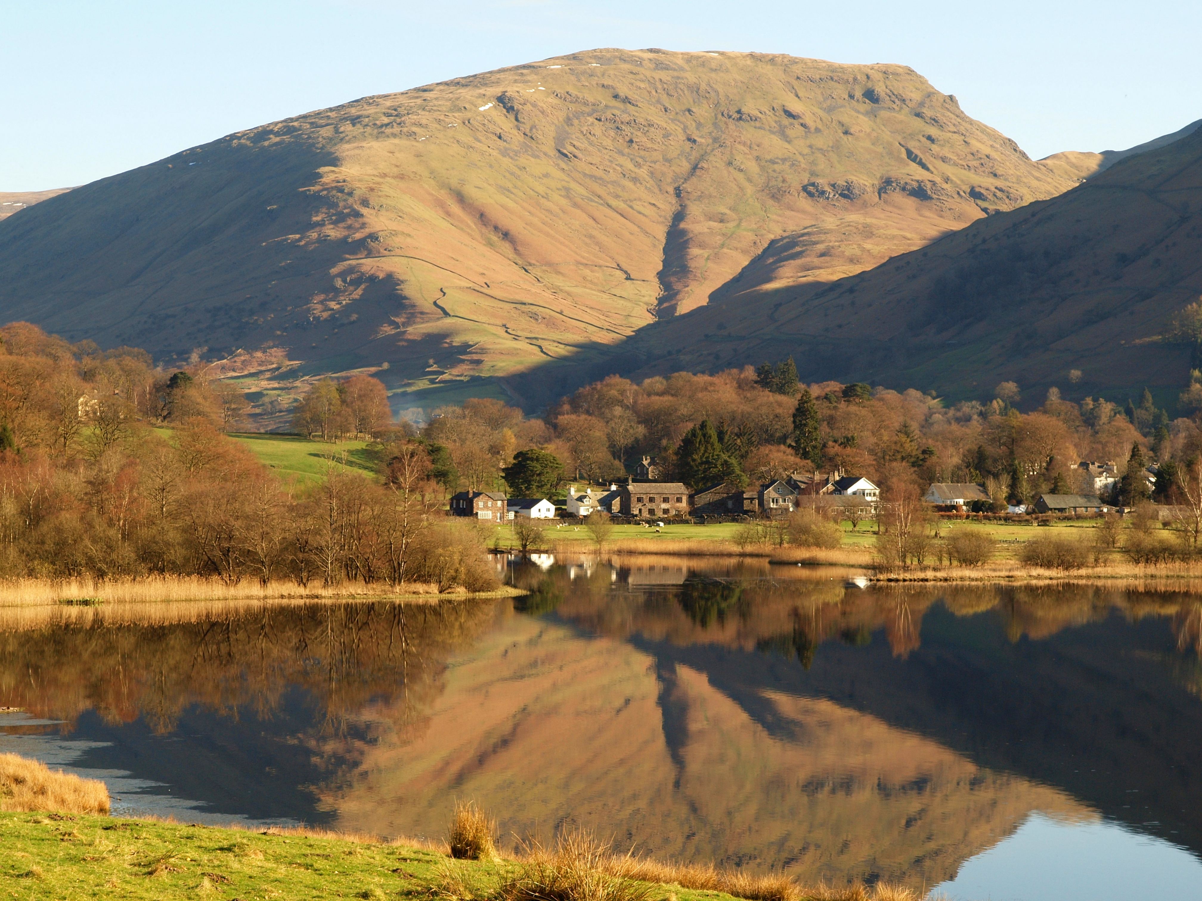 Morning on Grasmere