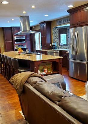 Beautiful full kitchen remodel in Woodbury MN
