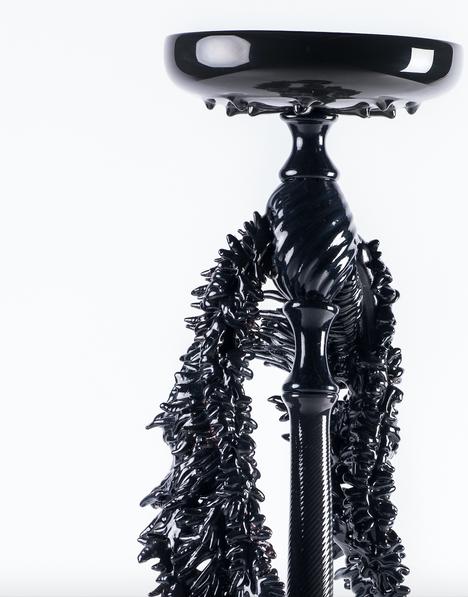 Crow, work by Kazuki Takizawa