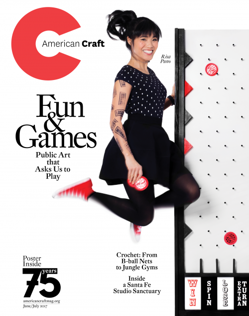 American Craft Magazine June - July