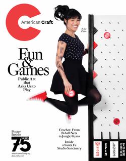 American Craft Magazine June - July