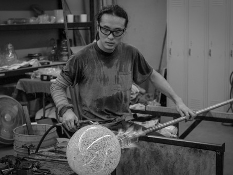 Now Offering Glassblowing Lessons in Los Angeles!!