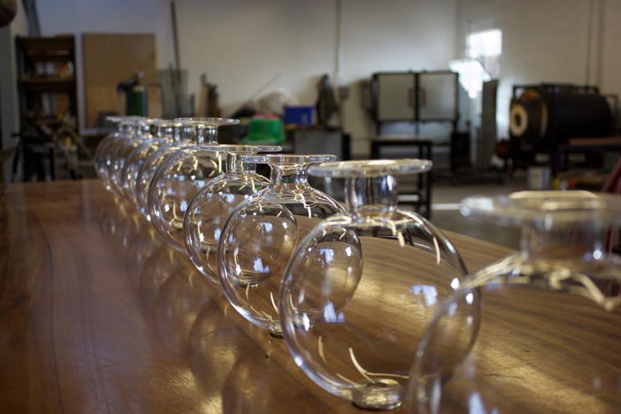 Custom Glass Fabrication