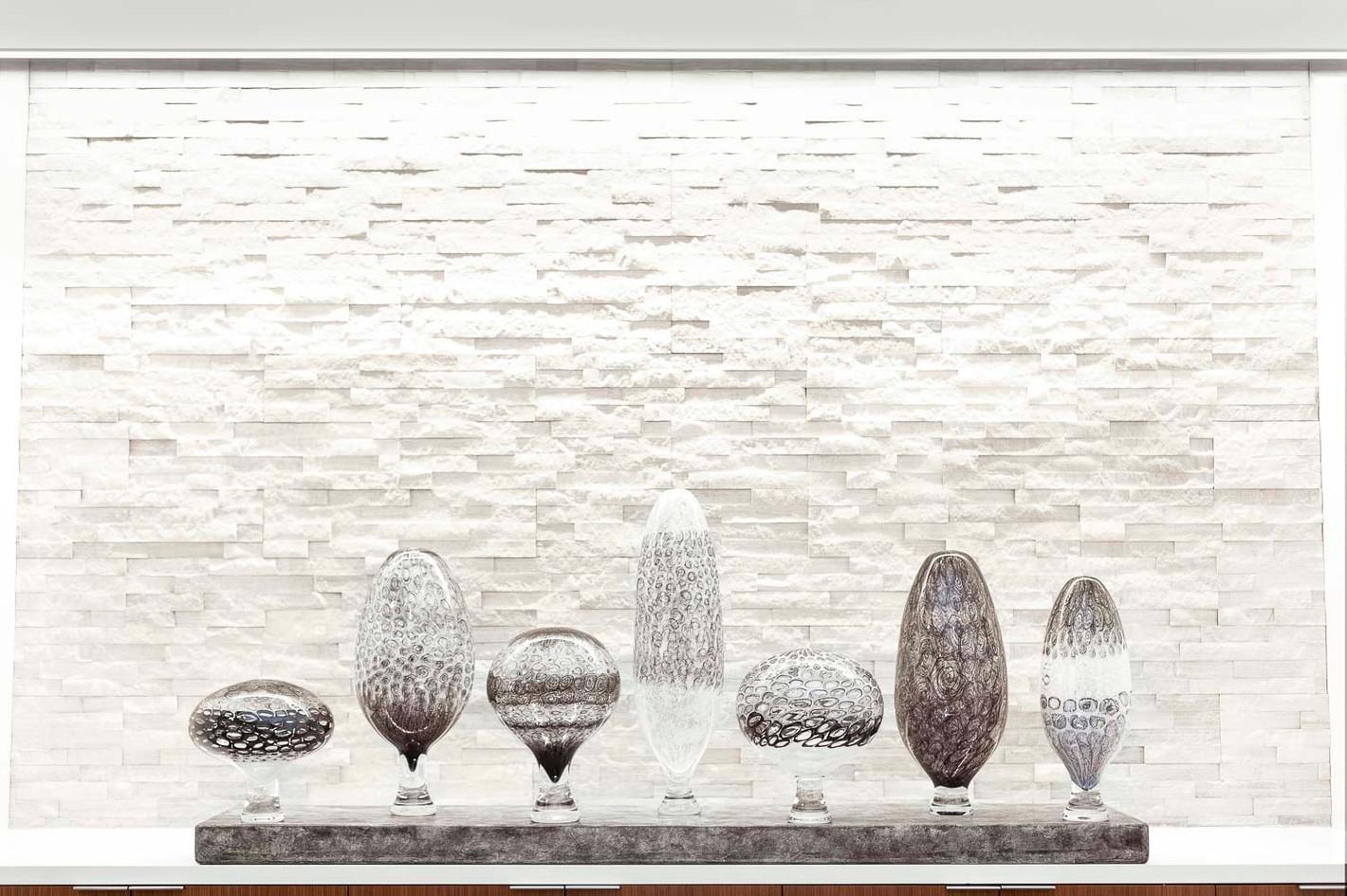 Glass Installation at Cal Wellness