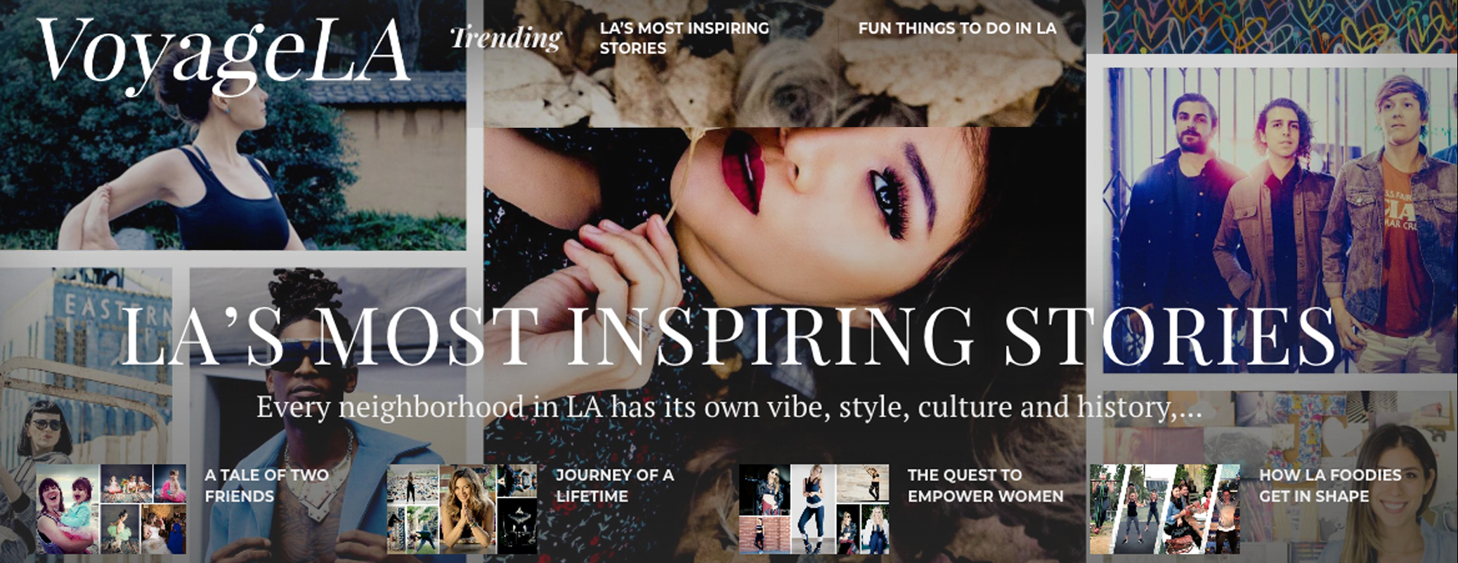 Voyage LA Magazine