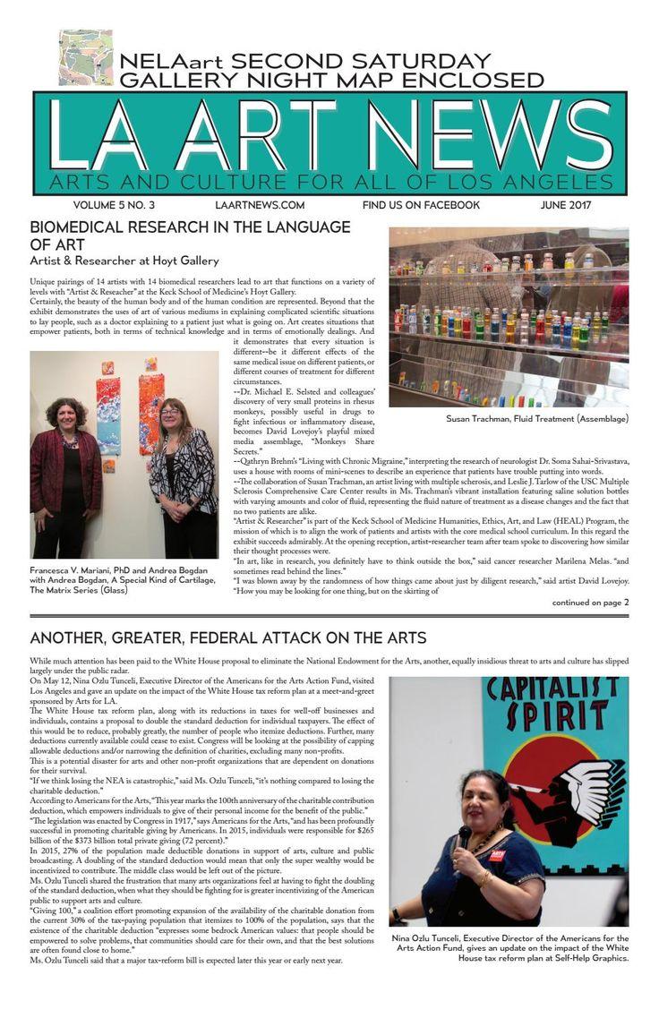 LA Art News