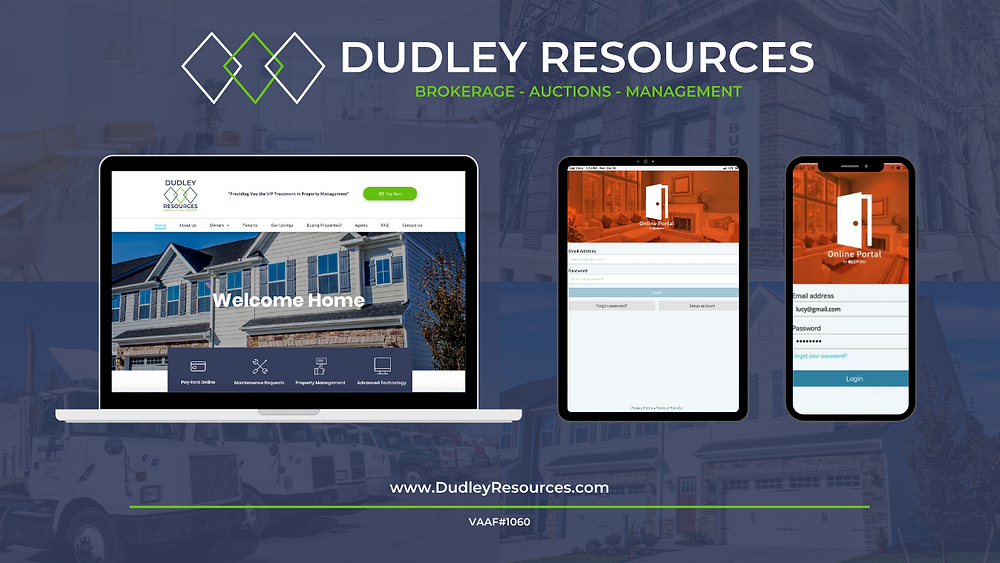 Property Management | Dudley Resources | Virginia