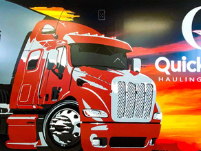 Major Industrial Equipment & Trucking Auction of Quick Way Inc
