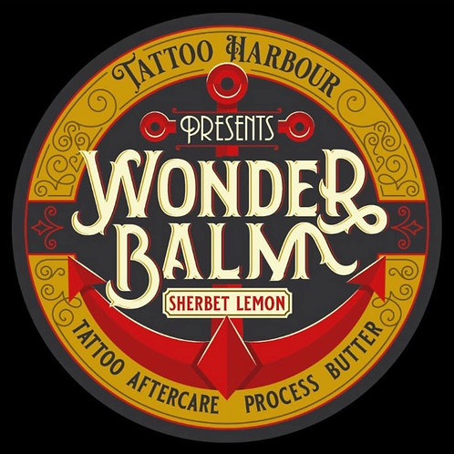 WonderBalm - Tattoo Aftercare and Process Butter