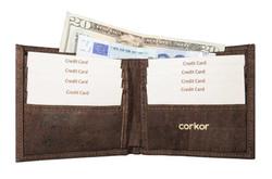 男裝軟木銀包 Cork Wallets for Men