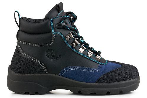 All-Terrain Waterproof Hiking Boots - Blue