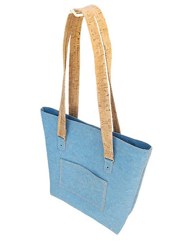 Cork Tote Bag for Women
