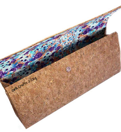 Cork Clutch Bag for Women