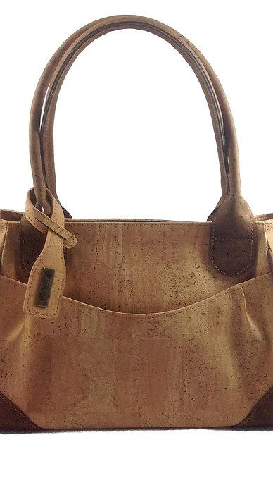 Geneva Cork Handbag