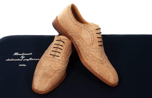 Cork Oxford Shoes for Women