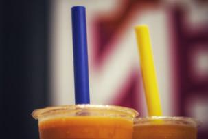 易潔環保飲管 The Easy-to-Clean Reusable Straw