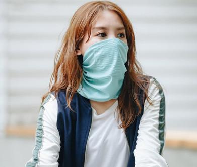 抗霾魔術頭巾 Xpure Magic Anti-Pollution Hood