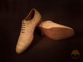 Cork Oxford Shoes for Men