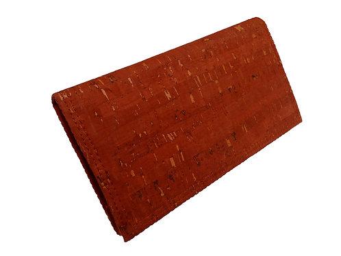 Long Cork Wallet for Women