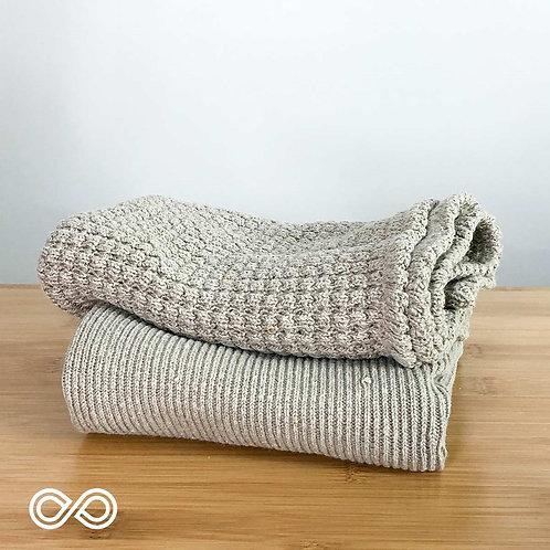 歐洲製全天然麻毛巾 100% Organic Hemp Towel