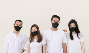 抗霾布織口罩 Xpure Anti-Pollution Mask