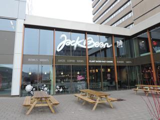 【荷蘭素食餐廳介紹】味道一流、價錢合理的純素快餐店