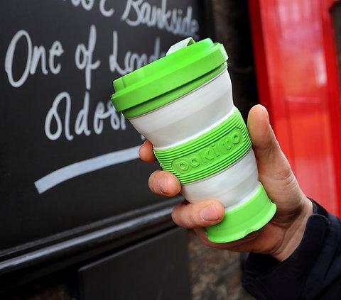 口袋折疊環保杯 Pokito™ Pocket-sized Reusable Cup