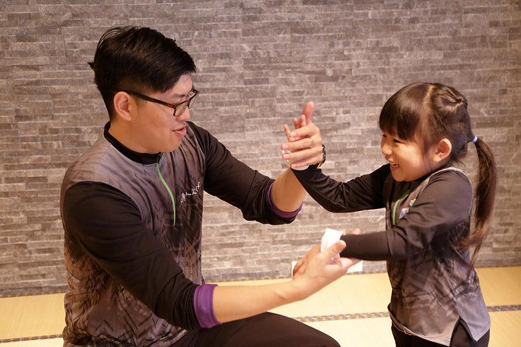 兒童防身術教練講習認證班