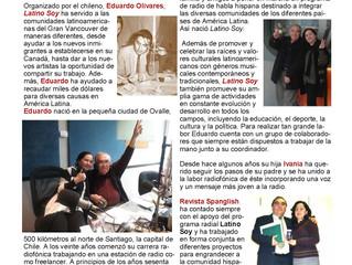 27 Años de Latino Soy