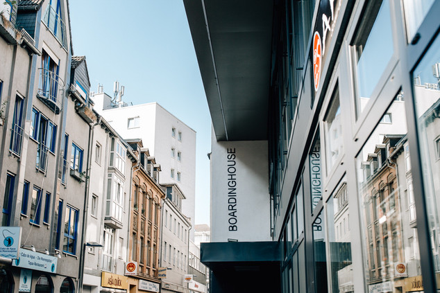 Boardinghouse Offenbach
