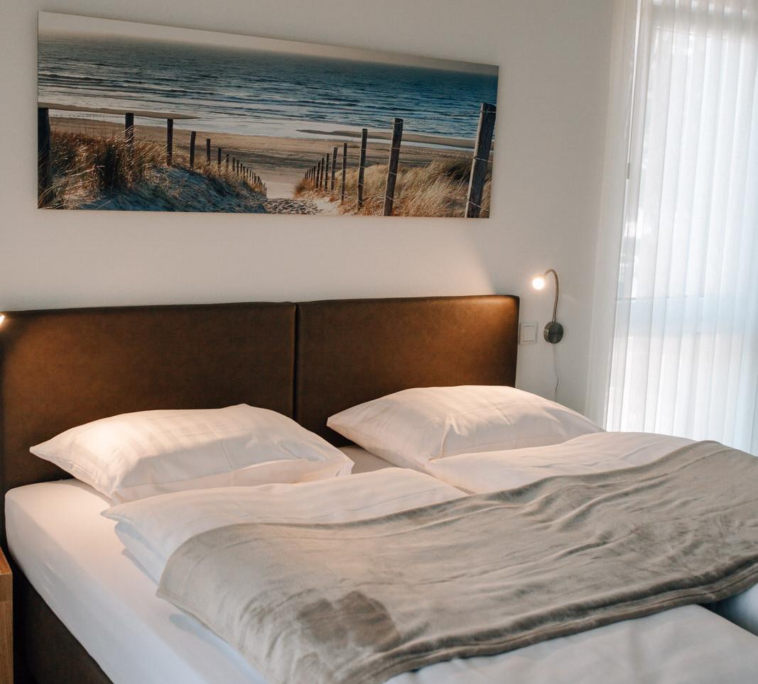 Doppelzimmer Basic Apartment
