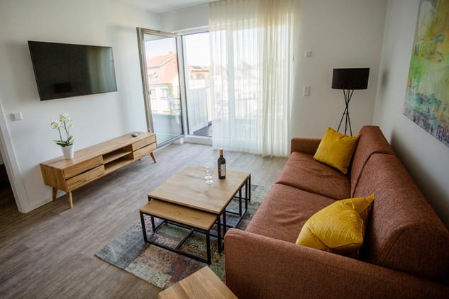 Wohnbereich Exclusive Apartment