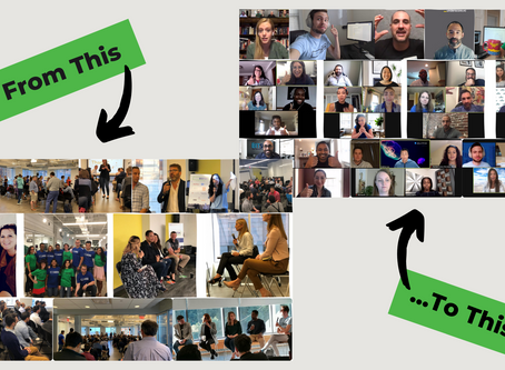 How to Pivot to a Virtual Conference: Behind the Scenes of Startup Boston Week 2020