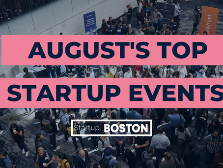 August's Top Startup Events: From Coffee Chats to Crash Courses