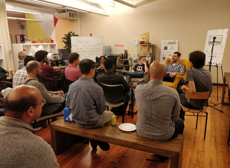 Get Ready for 5 Days of Non-Stop Startup Events in Boston