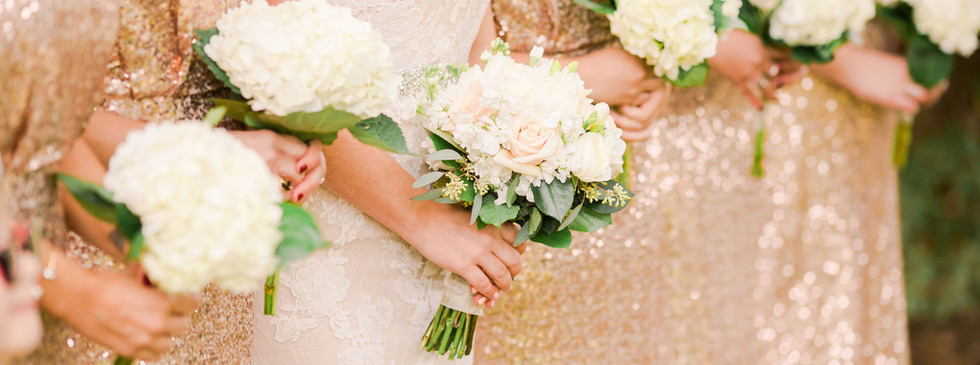 Sparkle and Glam Wedding