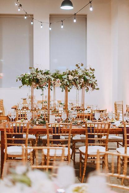 Rustic Wedding Washington D.C. The Showroom