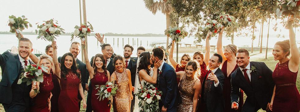 VRose Wedding