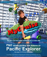 MyCruise Magazine Issue  August - Septem